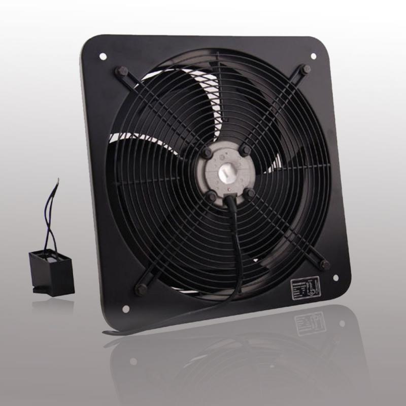 Industrial Exhaust Fans For Fumes : Exhaust fans extractor plate axial portable