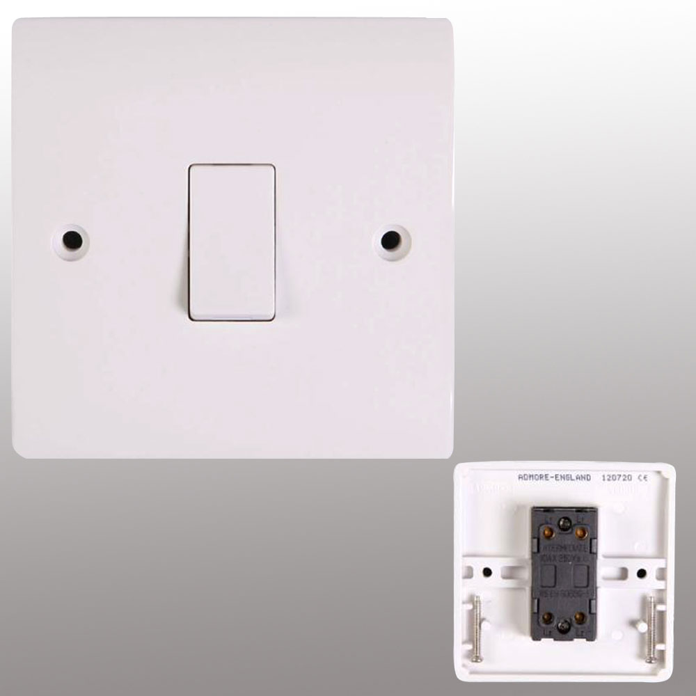 Socket Switch & Gang Switch Light | Powerstarelectricals.co.uk