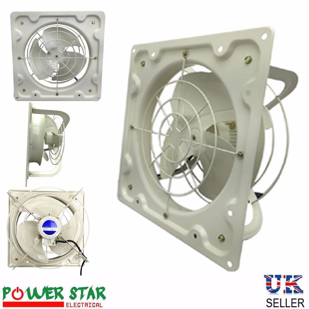 Commercial Extractor Fans, Industrial Exhaust Fan, Garage ...